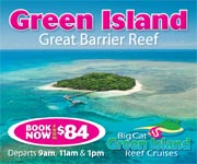 Big Cat Green Island Reef Cruises