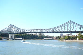 Story Bridge, Brisbane River