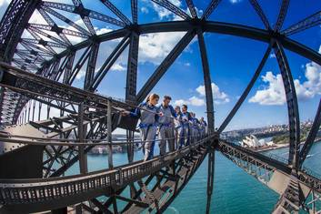 Sydney BridgeClimb Weekday Sampler Tour