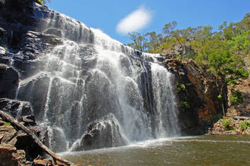 MacKenzie Falls - Victoria's biggest waterfall