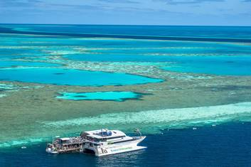 Great Barrier Reef Full Day Adventure
