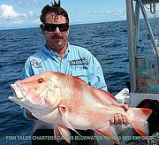 Bluewater (Reef) Fishing for Red Emperor