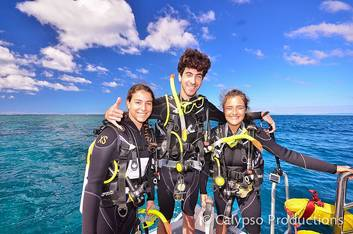 4 Day PADI Open Water Learn to Dive Course