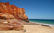 Swim at Cape Leveque