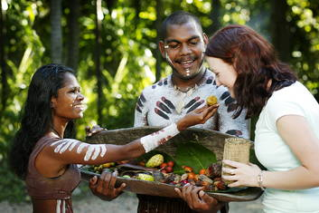 General Admission + Cultural Creations + Indigenous Guided Bush Food Trail (Self Drive)