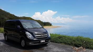 Private Transfer 5-7 People Port Douglas to Cairns