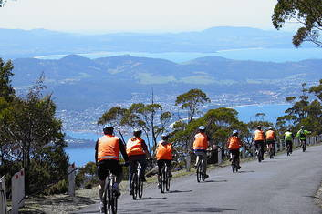 Mt Wellington MTB Descent 10AM Departure