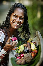 Learn about the traditional bush foods and medicines.