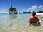 Whitsunday Getaway Whitehaven Beach