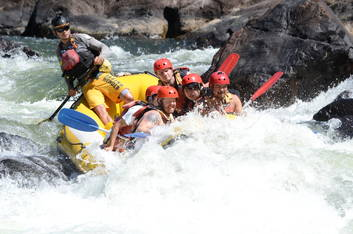 Tully River White Water Rafting Full Day (Ex-Cairns/Northern Beaches)