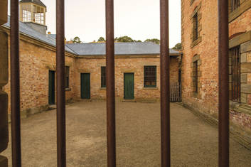 Port Arthur Historic Site- Tourism Tasmania -Rob Burnett