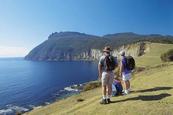 Mount Bishop & Clerk, Maria Island Guided Walk