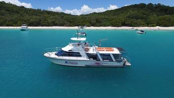 Whitehaven Xpress | Whitehaven Beach Tour