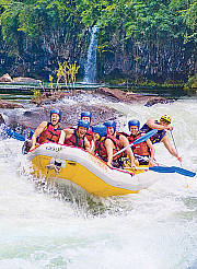 Tully River White Water Rafting Full Day (Ex-Mission Beach)