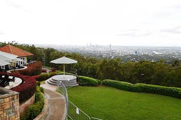 Mt Coot-tha Summit Lookout