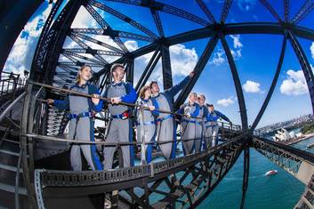 Sydney BridgeClimb Weekend Sampler Tour