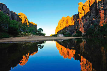 Windjana Gorge