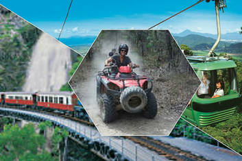 Skyrail, Kuranda Train and ATV