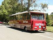 Trolley Tours Bus