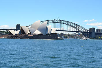 Sydney Harbour Christmas Day Lunch Cruise