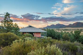 4 day Lake Eyre & Flinders Ranges Tour - Luxury Eco Villa (Solo Traveller)