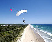 15,000ft Tandem Skydive at Coolum Beach