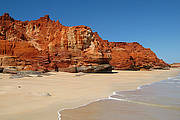 Rugged beaches of Cape Leveque