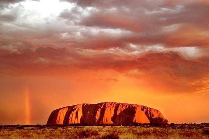 3 Day Uluru Alice Springs To Ayers Rock Rock Drop Off