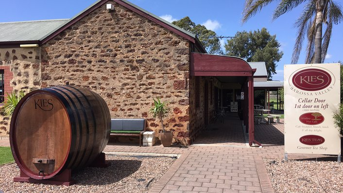 Kies Lunch Venue & Tastings