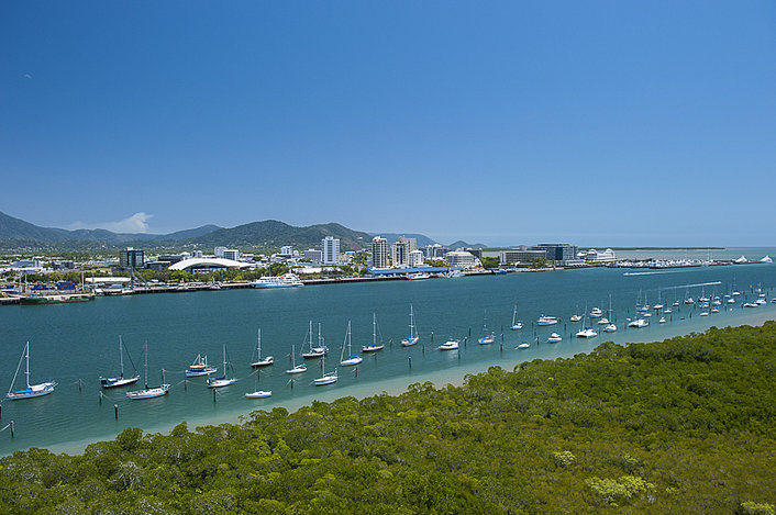 Cairns Harbour Cruising