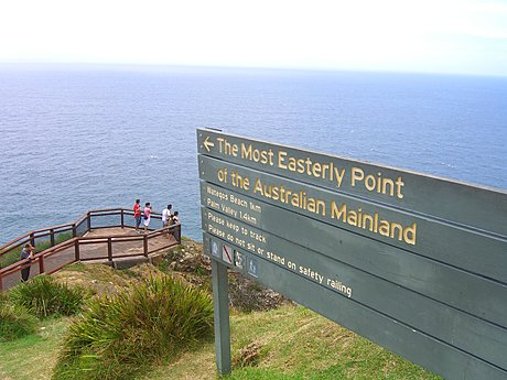 Eastern Most Point of Australia