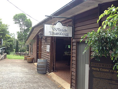 AU Winery Mt Tamborine