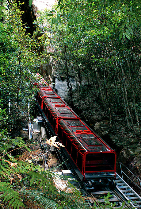 Ride the steepest passenger Railway (own expense)