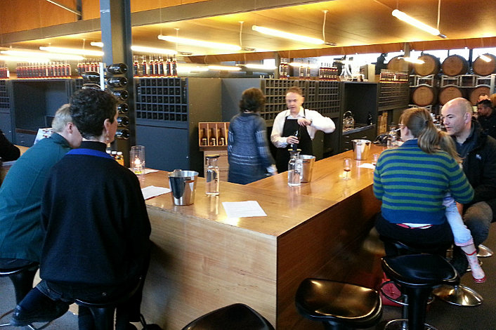 Rochford Wines Cellar Door Tasting