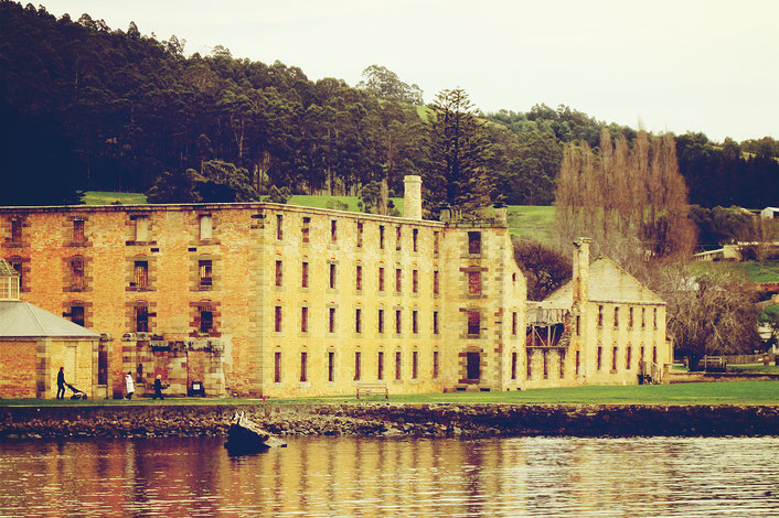 Port Arthur ferry ride