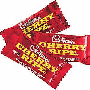Learn all about the Cherry Ripe!!!