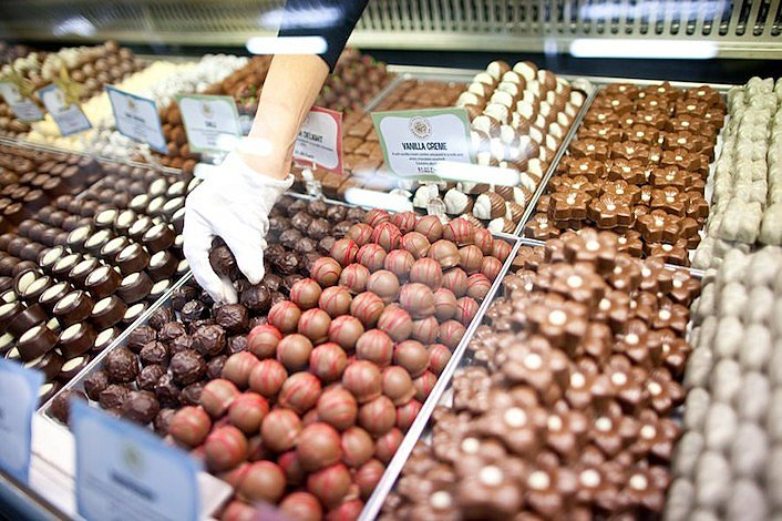 Chocolates in the Swan Valley