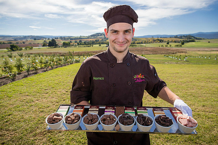 Yarra Valley Chocolaterie and Ice-creamery