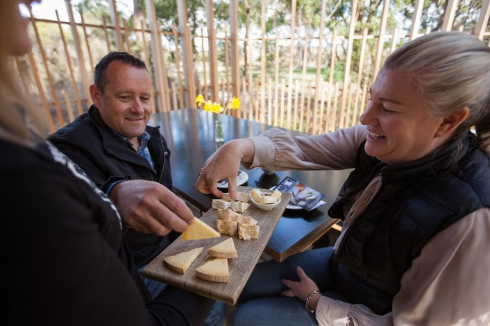 Private Cheese Tasting at Bruny Island Cheese Company