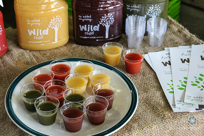 Yarra Farm Fresh - fruit & juice tasting