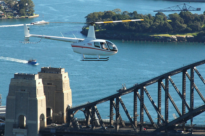 Sydney Grand Helicopter Tour