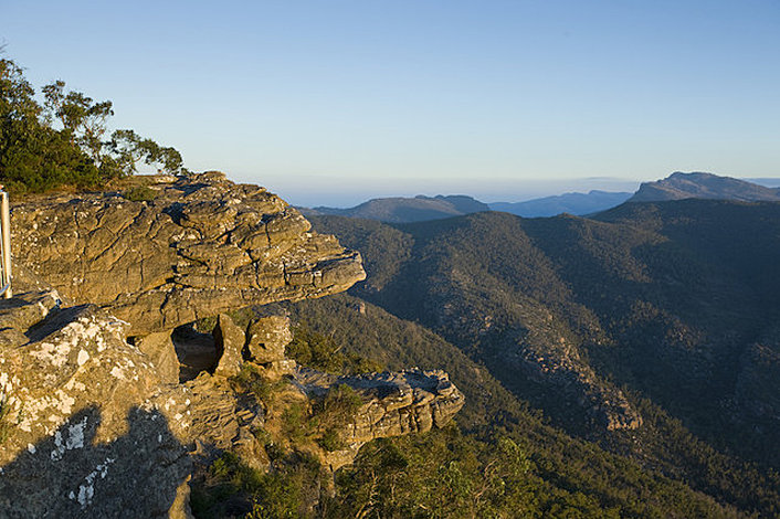 Jaws of Death- The Grampians