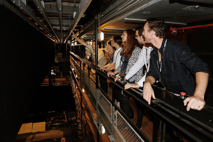 Backstage Tour