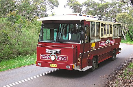 Blue Mountains Trolley Bus