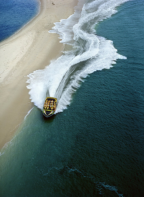 Australia's Most Exciting Jetboat Ride