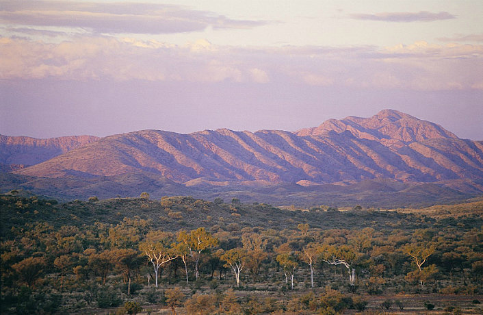 West Macdonnell Ranges Sunrise