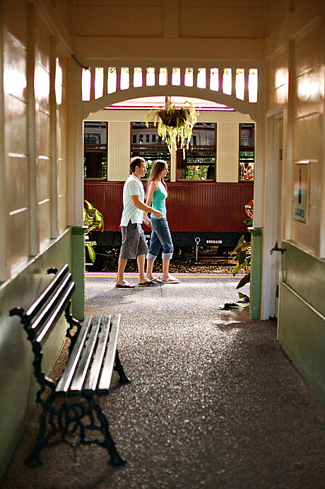 Old World Charm - Kuranda Station