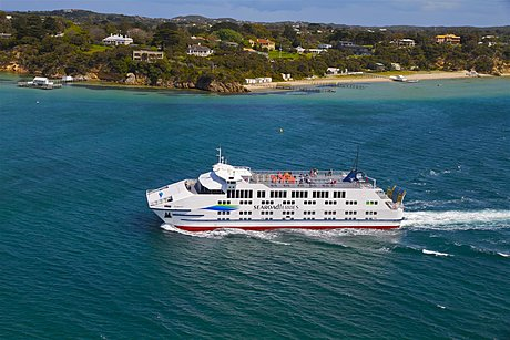 Ferry from Queenscliff to Sorrento