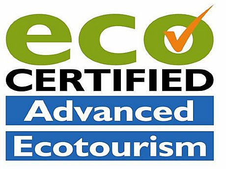 Advanced Ecotourism Accredited