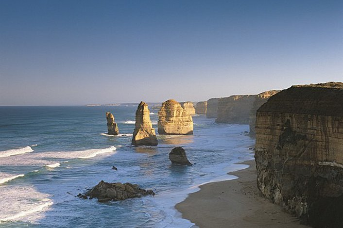 Another view 12 Apostles